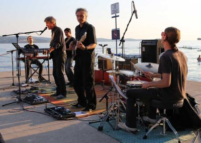 Jurki & Basisti na snemanju videa En lep dan na tvojo dlan - 116 (foto Zoran Pajić)