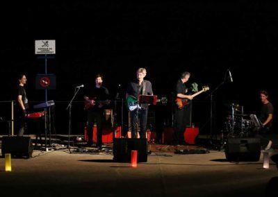 Jurki & Basisti na snemanju videa En lep dan na tvojo dlan - 248 (foto Zoran Pajić)