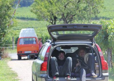 Jurki & Basisti na snemanju videa En lep dan na tvojo dlan - 76 (foto Zoran Pajić)