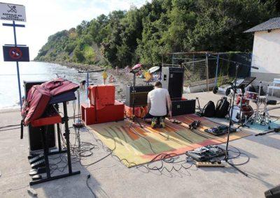 Jurki & Basisti na snemanju videa En lep dan na tvojo dlan - 86 (foto Zoran Pajić)