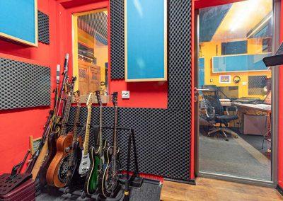 Super sonik rekord studio Jurki